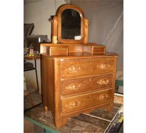 Antique Dresser Restoration